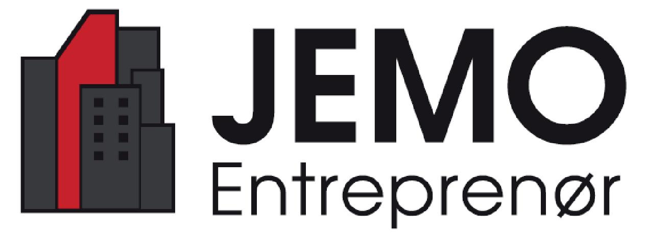 JEMO Entreprenør Logo